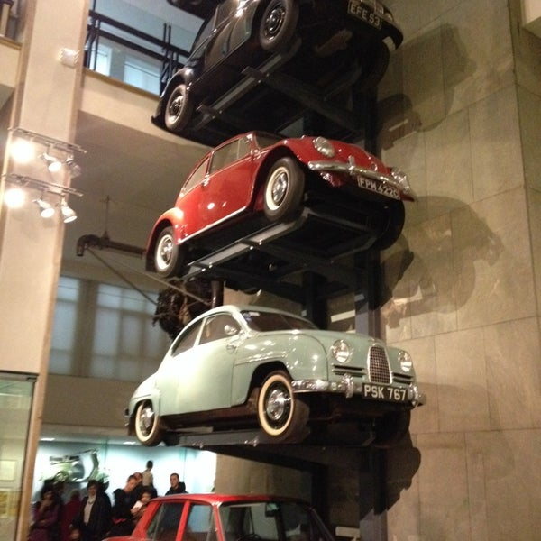 Photo taken at Science Museum by Artemy U. on 11/17/2013