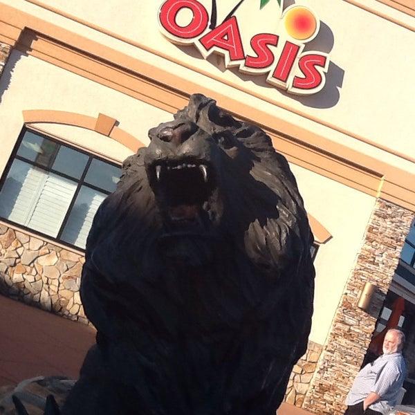 Photo taken at Oasis at Lakewood Landing by Gina T. on 12/1/2013