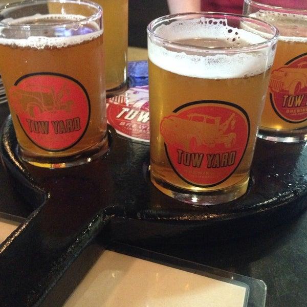 Aaron Koerner Tow Yard Brewery