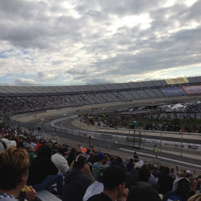 Photo taken at Dover International Speedway by Jennifer F. on 9/29/2012