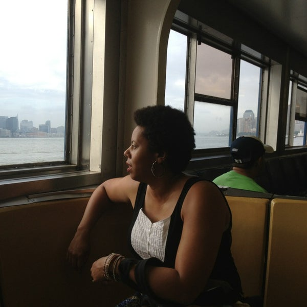 Photo taken at Staten Island Ferry Boat - Guy V. Molinari by Tim R. on 7/13/2013