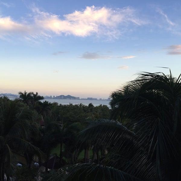Photo taken at HowardJohnson Resort Sanya Bay by Maxim on 11/21/2015