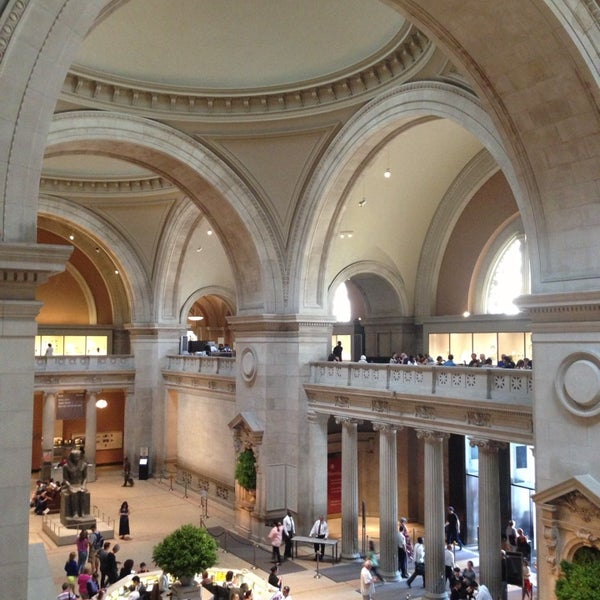 Photo taken at Metropolitan Museum of Art by Patty D. on 6/21/2013