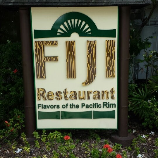 Photo taken at Fiji Restaurant by Rodel on 7/23/2013