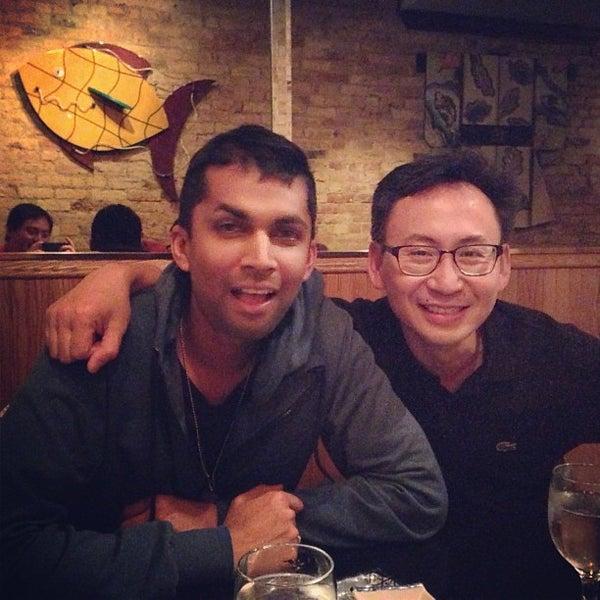 Photo taken at Sai Cafe by asianbama on 12/18/2012