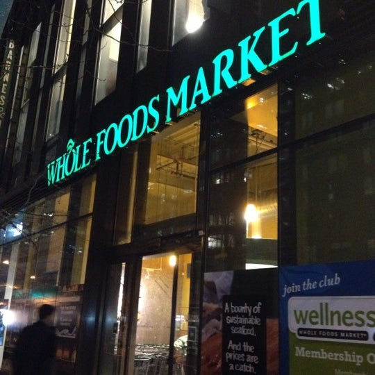 Photo taken at Whole Foods Market by Ben C. on 11/14/2012