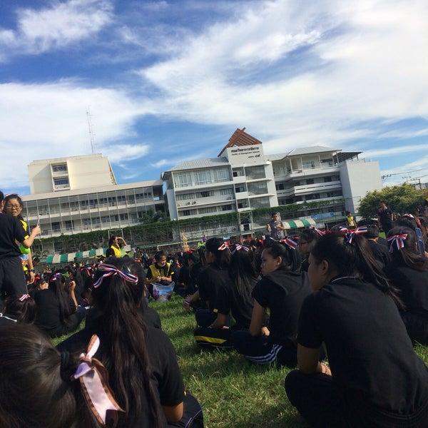 Photo taken at Chiang Mai Rajabhat University by tarn🐱 on 7/26/2016