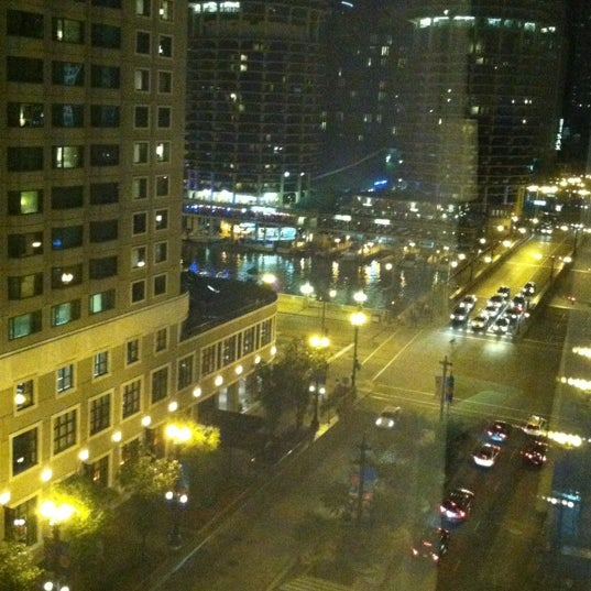 Photo taken at theWit Chicago - A DoubleTree by Hilton Hotel by Lance H. on 9/16/2012