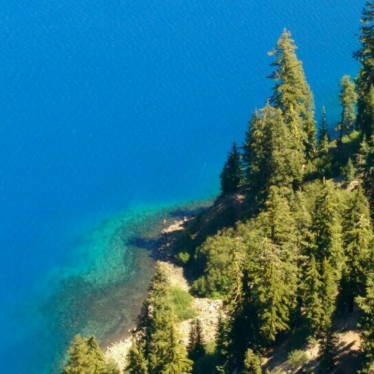 Photo taken at Crater Lake National Park by Jan S. on 8/28/2016