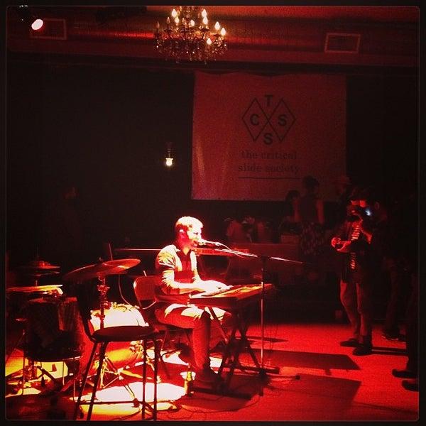 Photo taken at La Sala Rossa by Orlando L. on 4/6/2013