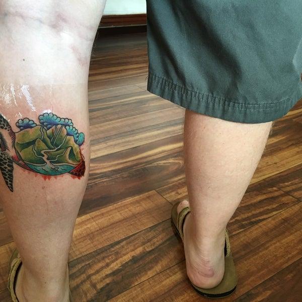 Little Tsunami Tattoo - Tattoo Parlor