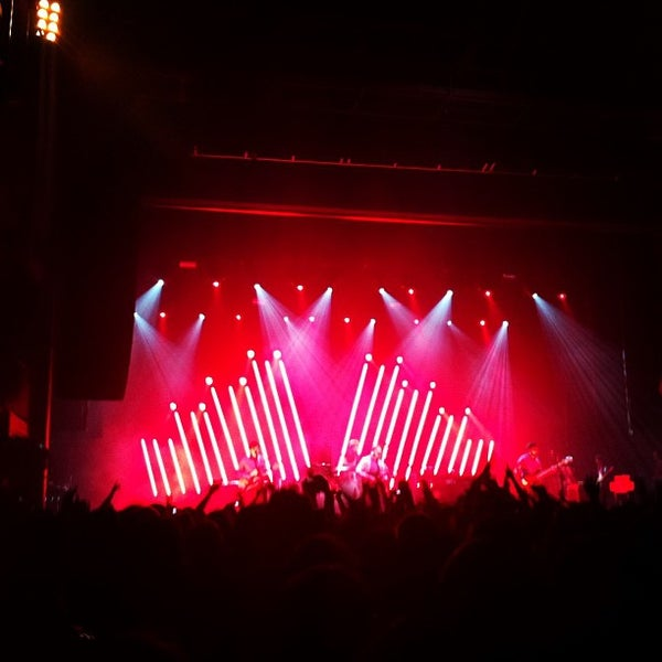 Photo taken at AB Ancienne Belgique by Martin P. on 3/14/2013