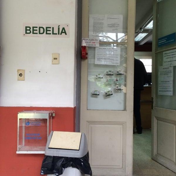 Foto tomada en Facultad de Psicología - Udelar por Fiorella G. el 7/28/2014