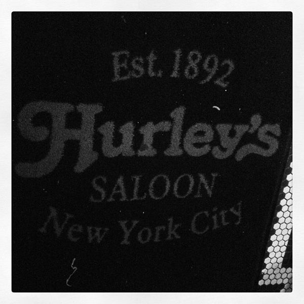 Photo taken at Hurley's Saloon by Randolph H. on 12/29/2012
