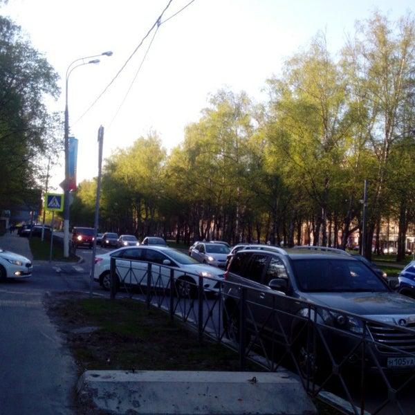 Photo taken at Улица Дмитрия Ульянова by Yura B. on 5/6/2015