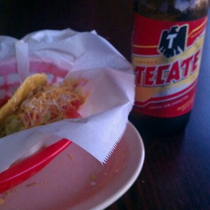 Photo taken at Tia Cori's Tacos by Ray S. on 12/17/2012
