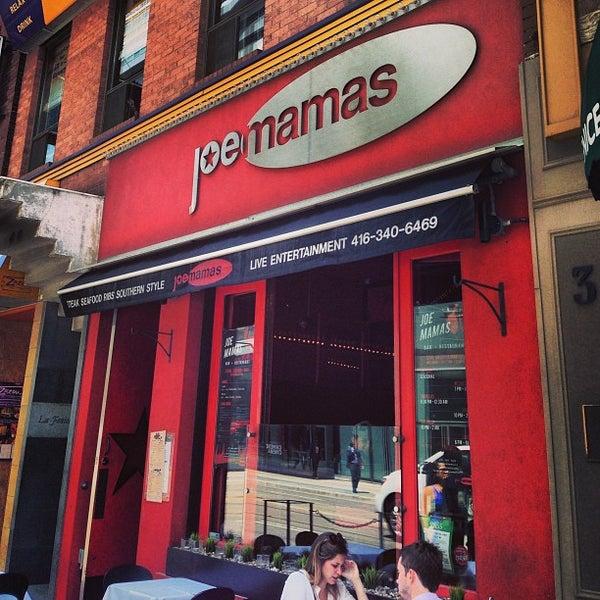 Photo taken at Joe Mamas by John D. on 6/15/2013