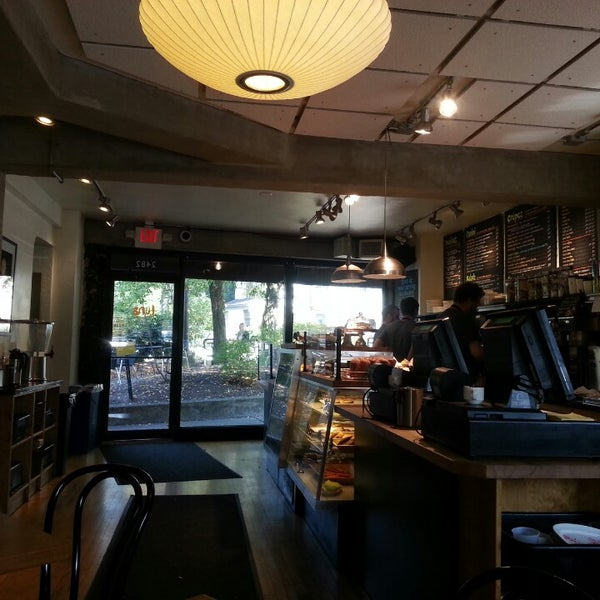 Photo taken at Luna Bakery Café by Michael T. on 10/2/2013