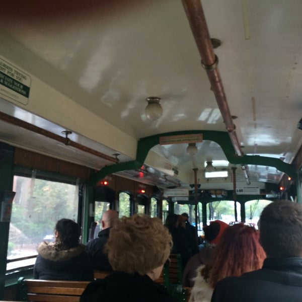 Photo taken at Old Town Trolley Tour by Ixchel B. on 10/23/2014