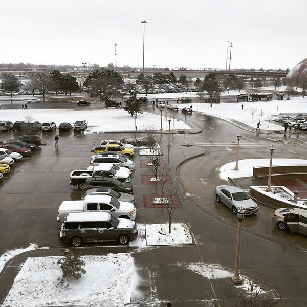 Photo taken at TTU - Rawls College of Business by Lin H. on 1/22/2015