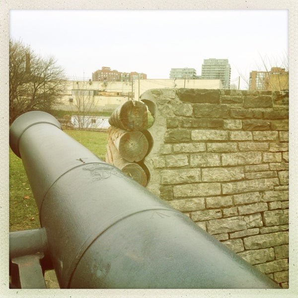 Photo taken at Fort York by Chris W. on 12/8/2013