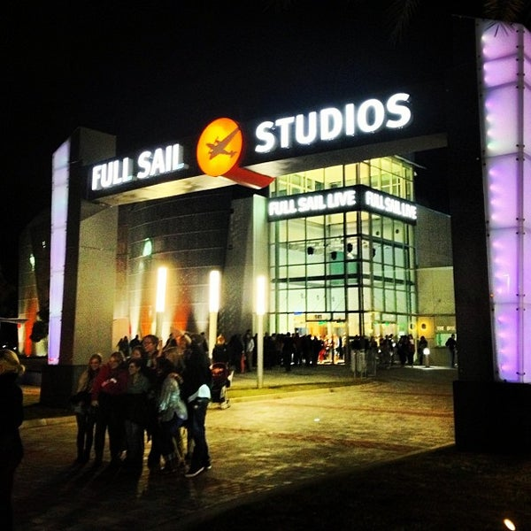 Photo taken at Full Sail University by Kyle F. on 2/17/2013