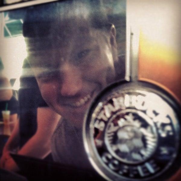 Photo taken at Starbucks by Jason C. on 5/4/2012
