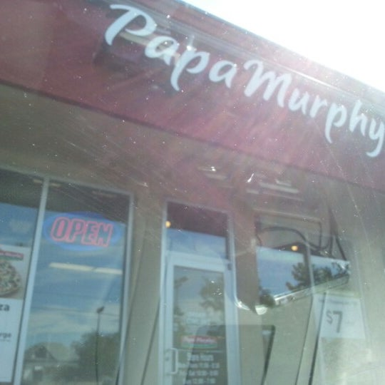 Papa Murphy's is a privately held company in Salt Lake City, UT and is a Single Location business. Categorized under Chain Pizzerias. Our records show it was established in and incorporated in Utah. Current estimates show this company has an annual revenue of and employs a staff of approximately