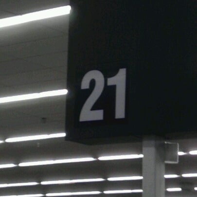 Photo taken at Walmart Supercenter by Andy B. on 8/18/2012