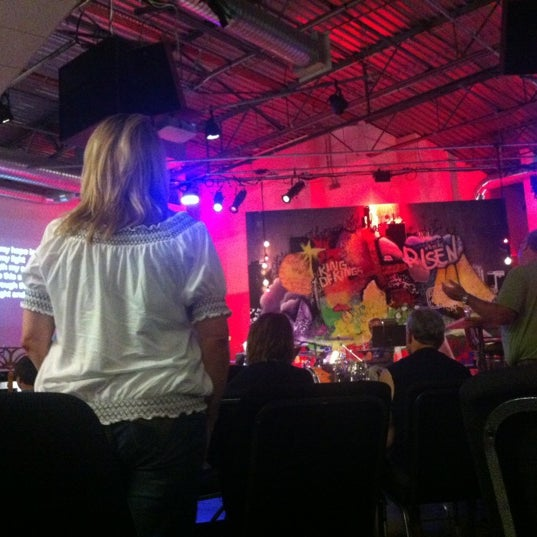 Photo taken at Metro Calvary Church by Nicole D. on 6/19/2012