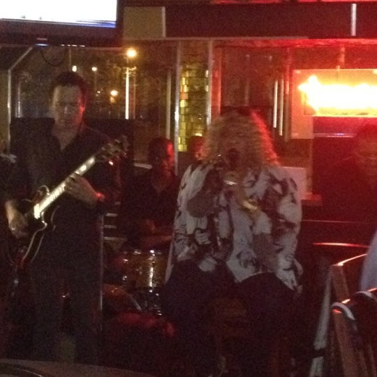 Photo taken at Lenox Lounge by Larissa V. on 7/4/2012