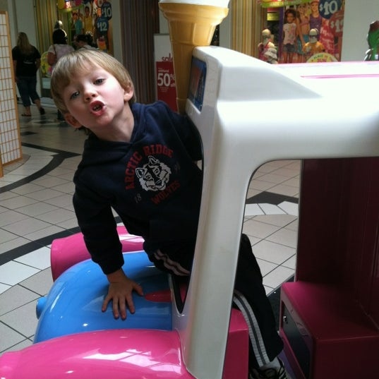 Photo taken at Green Tree Mall by Joni C. on 4/14/2012