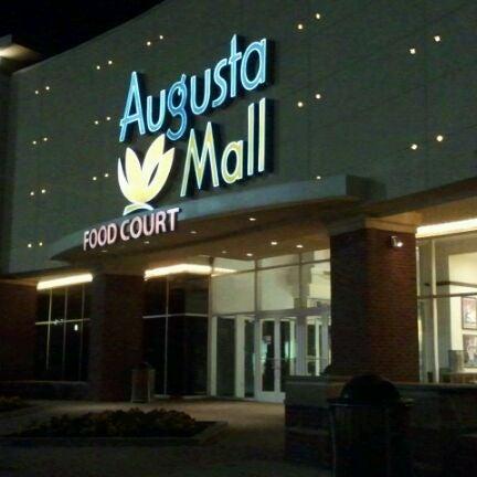 Augusta Mall Food Court