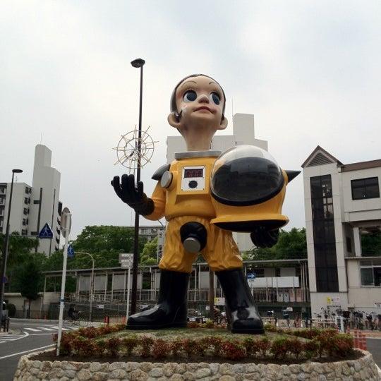 Photo taken at 阪急 南茨木駅 (Minami-ibaraki Sta.) (HK-68) by Sho K. on 5/7/2012