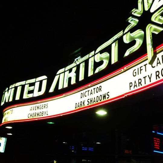 United artist movie theater in brooklyn