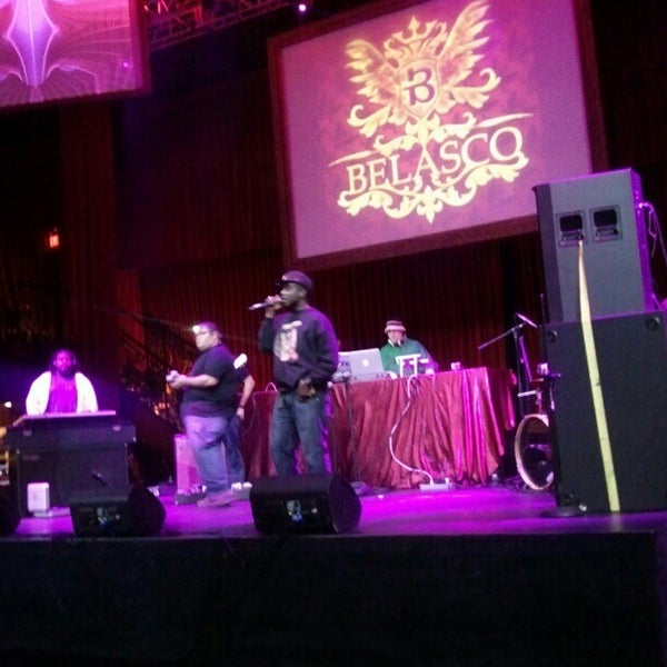 Photo taken at The Belasco by @jbr05ki on 12/28/2012