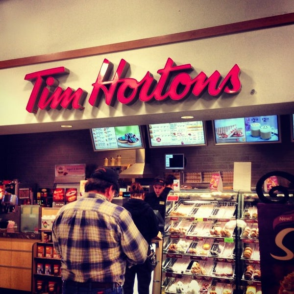 Tim Hortons Chicago: ONroute Dutton