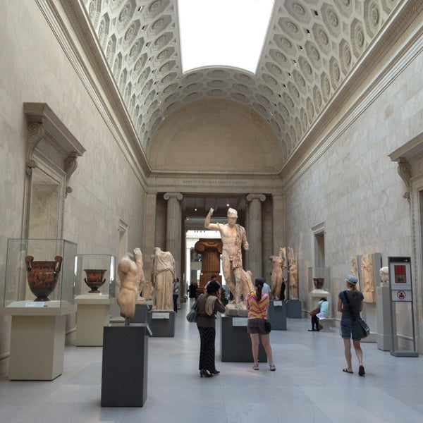 Photo taken at The Metropolitan Museum of Art by Kristine on 6/20/2013