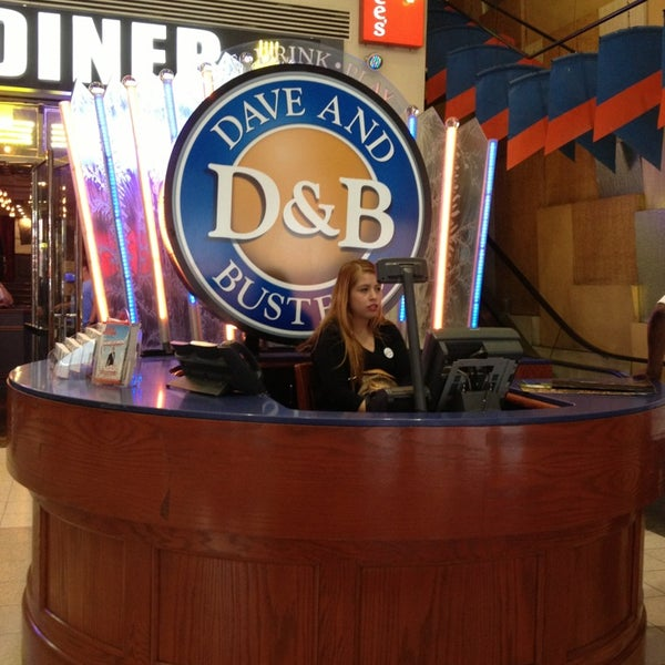 Photo taken at Dave & Buster's by Kristine on 6/23/2013