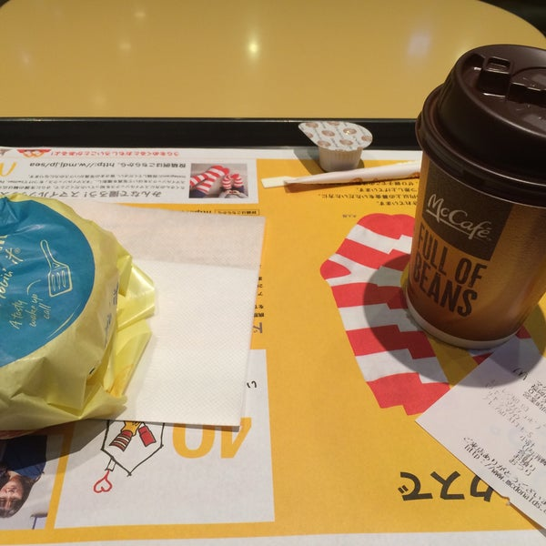 Photo taken at McDonald's by おかず on 4/4/2015