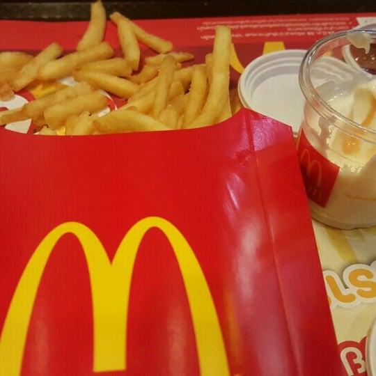 Photo taken at McDonald's by MayWa S. on 1/20/2016
