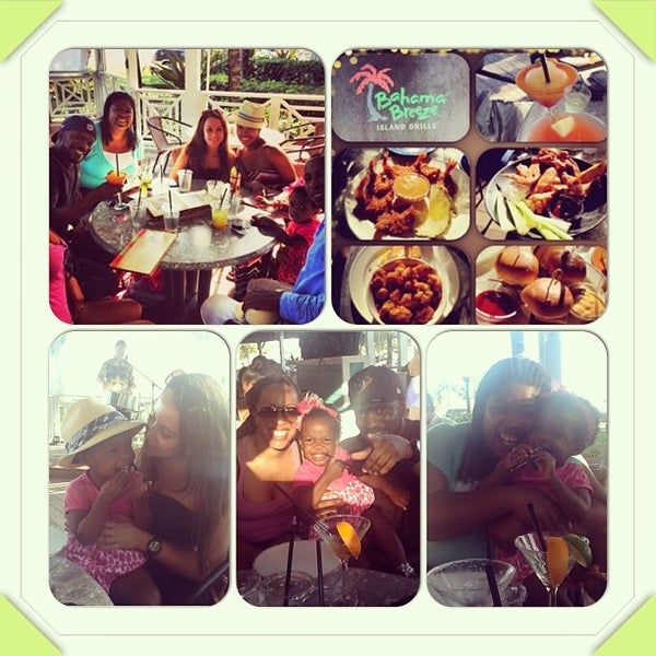 Photo taken at Bahama Breeze by @Ijust_lovethis on 4/29/2013