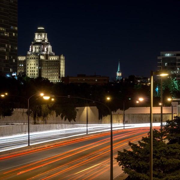 Photo taken at South Street Bridge by Seth D. on 8/8/2015