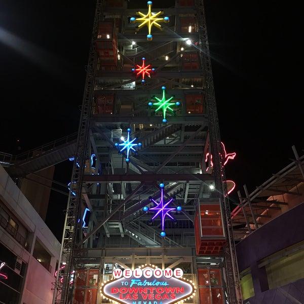 Photo taken at Downtown Las Vegas by Harrison W. on 8/7/2016