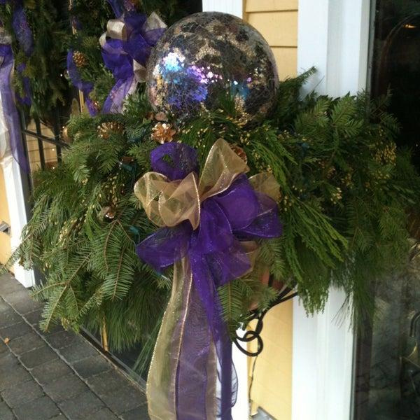 Photo taken at Bedford Village Inn by Jenn S. on 12/26/2012