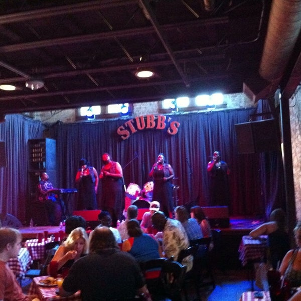Photo taken at Stubb's Bar-B-Q by Dianne P. on 8/18/2013