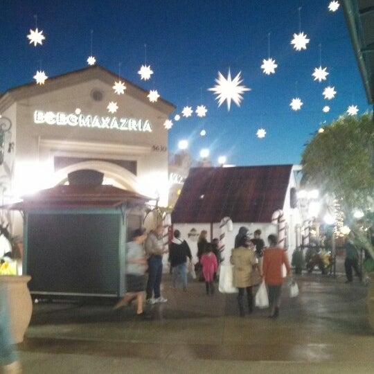 Photo taken at Carlsbad Premium Outlets by Loren S. on 12/30/2013