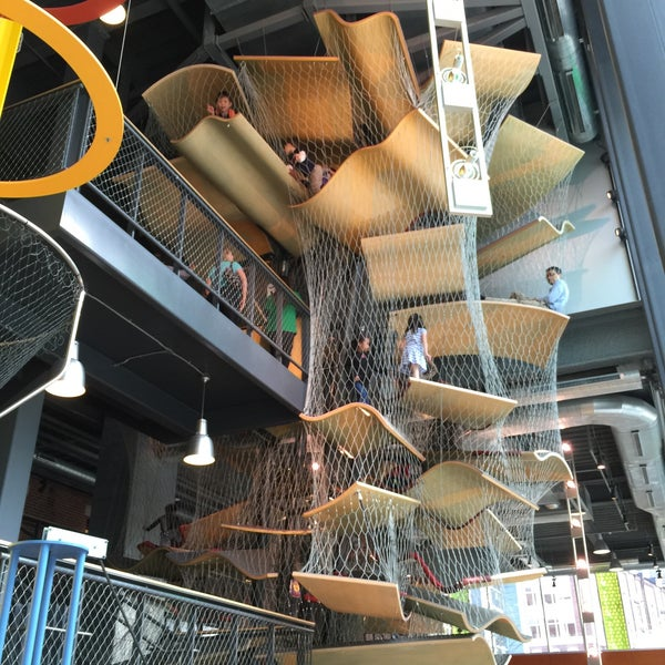 Photo taken at Boston Children's Museum by Thomas H. on 5/1/2015