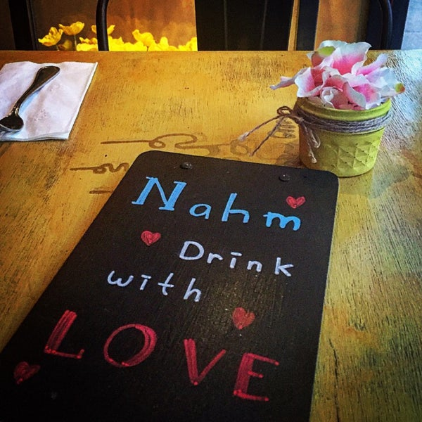 Photo taken at Nahm Thai Kitchen by James C. on 6/10/2016