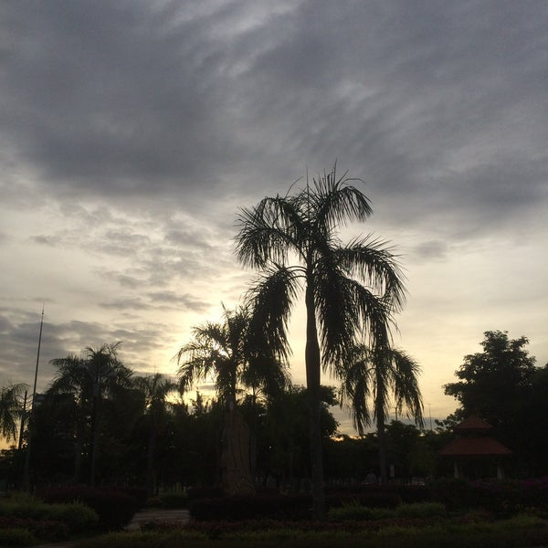 Photo taken at Taman Rekreasi Pudu Ulu by Fatin Afiqah H. on 1/5/2017